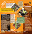 Serve Africa Leaflet
